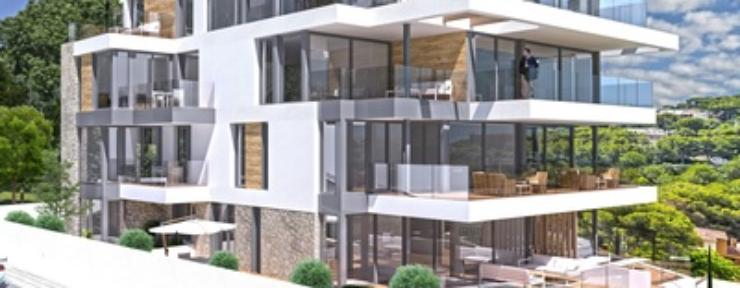 Proyectos Plurifamiliares - Empresa constructora en Mallorca
