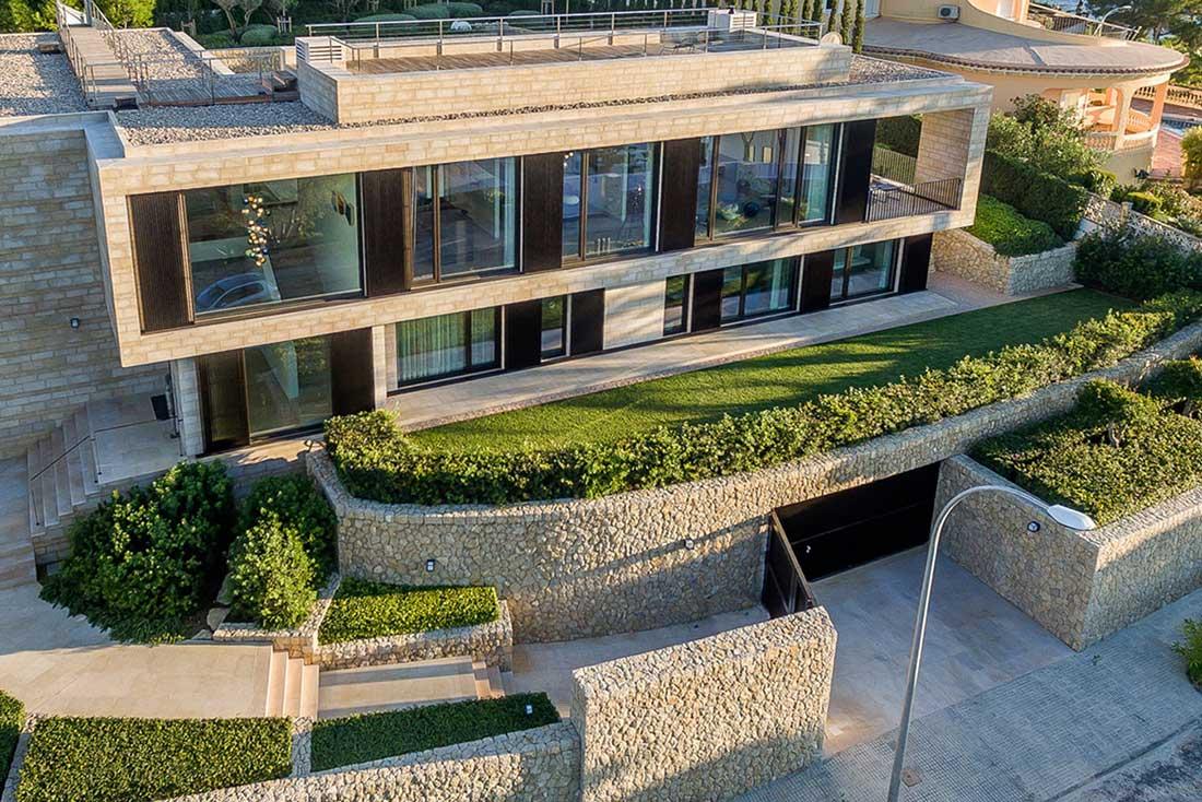 Landscaping, construction company Mallorca