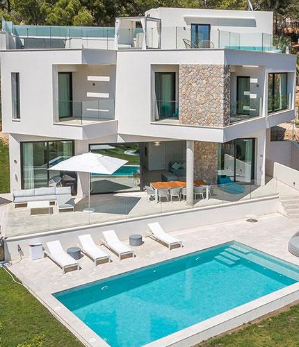 Proyectos Unifamiliares | Empresa constructora Mallorca