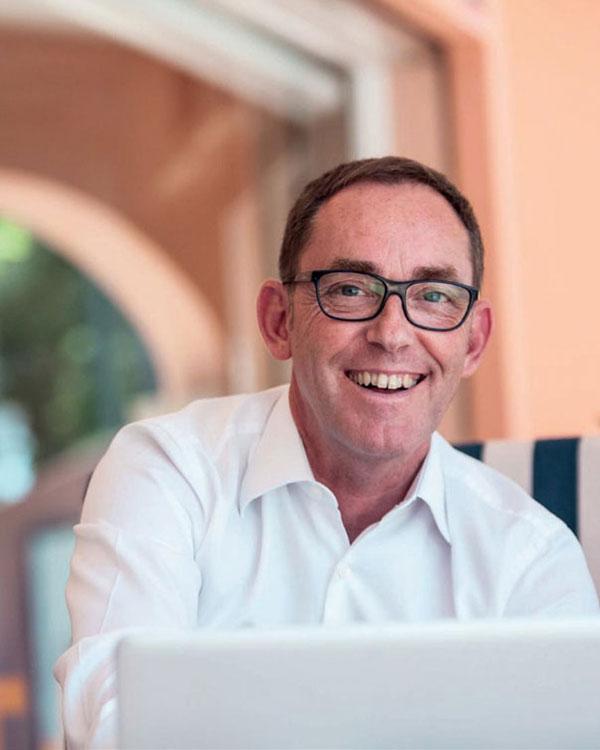 CEO, Francisco Pfitsch